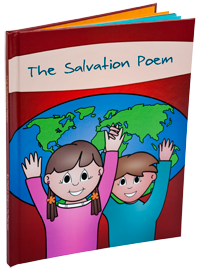 The Salvation Poem book