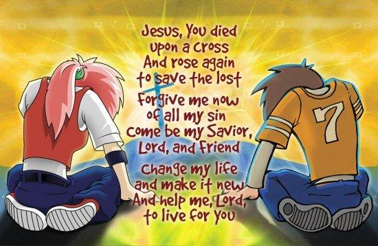The Salvation Poem