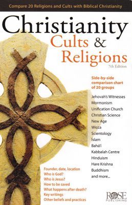 Christianity Cults & Religions