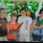 Rick, Meghan, Jordan, Karrlin - Green Bay