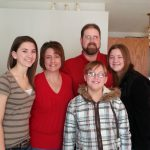 Paul, Patty, Myranda, Samantha, Sarah