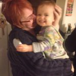 Penny and granddaughter Adrianne - La Crosse