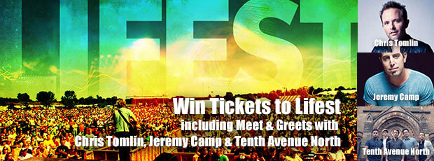 Win Tickets to Lifest