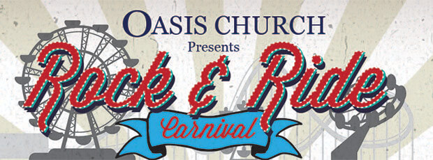 Oasis Church Rick & Ride Carnival